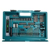 Makita DHP484STX5 18V LXT Combi Drill with 101 Piece Accessory Set (1 x 5.0Ah Battery)